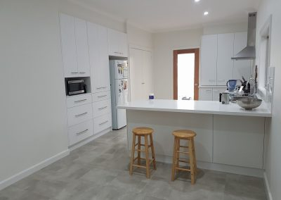 kitchen Laundry Renovation Warragul 2016