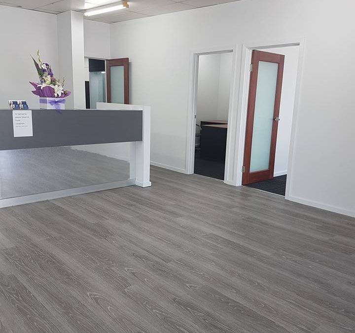 First National Warragul Shop Fit Out 2017